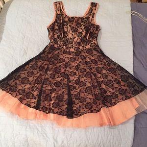 Vintage Lace Dress💋🖤